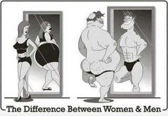 Difference in perception