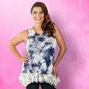 Save up to 55% off during the Aster Blue Plus-Size event on #zulily today!