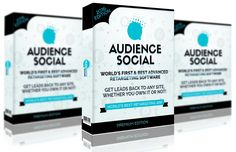 Audience Social Review +BEST BONUS +Discount- Reclaim 91% Of Your LOST TRAFFIC & Boost Sales By 500% Warrior Forum Classified Ads