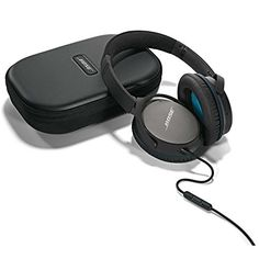 Bose QuietComfort 25 Headphones, Black  Upgrade from QC15s?