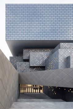 """Architect Ole Scheeren has released the first official photographs of his Guardian Art Center in Beijing, which he describes as a""""big culture machine"""""""