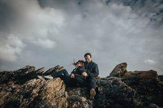 Rainy Alentejo engagement shoot // Engagement shoot //  Helena Tomas Photography