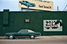 Лос-Аламос в 1974 на фотографиях Уильяма Эглстона: humus