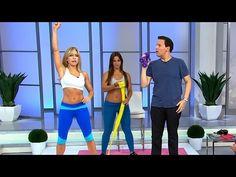 Claudia Molina ejercicios para fortalecer tus brazos
