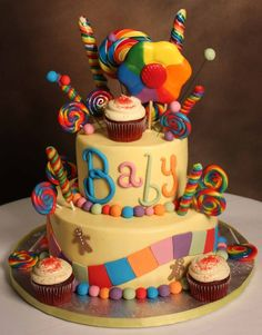 Cake Designs By Edda : 1000+ images about Newborn on Pinterest Baby carriage ...