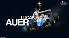 Lucas Auer (Van Amersfoort Racing) Wallpaper by brandonseaber.deviantart.com on @deviantART