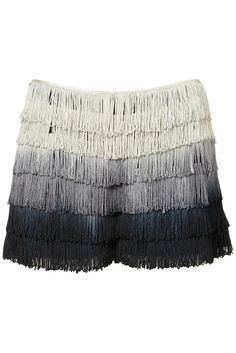 Gng out fringed shorts