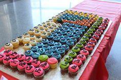 Periodic table cupcakes - UW chemistry dept