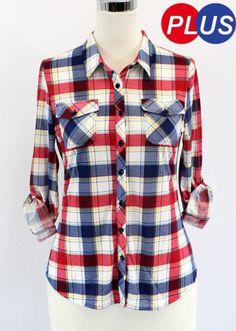 Plaid shirts (American Plaid Shirt)