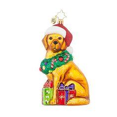 Christopher Radko Christmas Retriever Dog Ornament Christopher Radko http://www.amazon.com/dp/B00SW6UWF2/ref=cm_sw_r_pi_dp_7WKuwb1GVY3QA