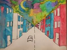 Image result for middle school winter drawings