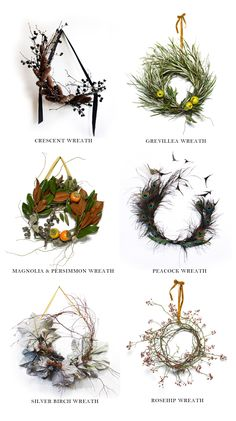 EMILY THOMPSON WREATHS - Sarah Lederman Design Studio
