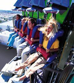 Os 15 melhores parques de diversões do mundo | SAPO Lifestyle