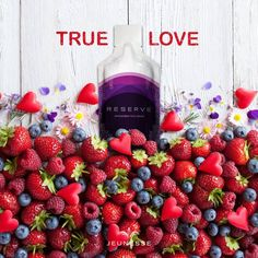 True love begins with YOU!  Love your body & your health with Reserve's blend of powerful antioxidants.  #Reserve #Jeunesse -