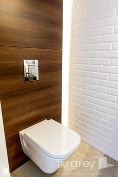 Zdjęcie: Łazienka styl Minimalistyczny - Łazienka - Styl Minimalistyczny - TiM Grey Projektowanie Wnętrz