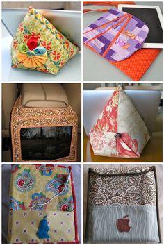 iPad accessories free sewing tutorials