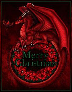 ShapeShifter Seduction: Let There Be Dragons At Christmas