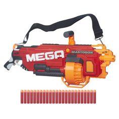 NERF N-Strike Mega Mastodon Blaster
