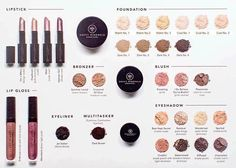 "Still in shock that Young Living now carries MAKEUP! All natural talc free BEAUTIFUL mineral makeup.  I don't know about you but makeup was the one area of my life where I was like  I don't want to know how bad it is for me. Or I'd think ""I only use a tiny bit. Does it really matter?""  A tiny bit daily 7 days a week 52 weeks a  year year after year is no longer a ""tiny bit""  Basically this line is a dream come true!  Savvy Minerals just launched and you can make your our Starter Kit!!! I'd…"