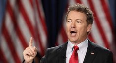 JUST IN: Rand Paul RESPONDS to Trump's missile attack on Syrian airfield…