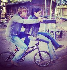 Densi - NCIS Los Angeles - Marty Deeks and Kensi Blye