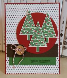 Stampin ' Up!, Festival Of Trees,