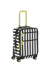 Neiman Marcus Target Alice Olivia Luggage Suitcase Carry on Spinner Trolley | eBay