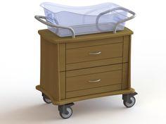 hospital maternity bassinets