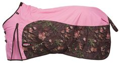 Tough Timber camo horse blanket by Tough 1 available from www.spoilmyhorse.com $125 - Comes in pink, black, burgundy & orange