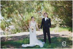 Aliso Viejo Country Club Wedding Wedding Day - Bride and Groom Portraits Aliso Viejo, California Courtney McManaway Photography