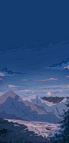 Cute Pastel Wallpaper, Pop Art Wallpaper, Anime Scenery Wallpaper, Iphone Background Wallpaper, Cute Anime Wallpaper, Landscape Wallpaper, Aesthetic Pastel Wallpaper, Cartoon Wallpaper, Aesthetic Wallpapers