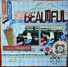 Beautiful - Scrapbook.com