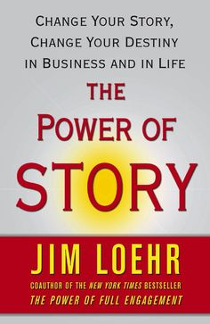 In his groundbreaking new book, Dr. Jim Loehr, New York Times bestselling coauthor of The Power of Full Engagement, examines the way we tell stories about ourselves to ourselves -- and, most important, the way we can change those stories to transform our business and personal lives.