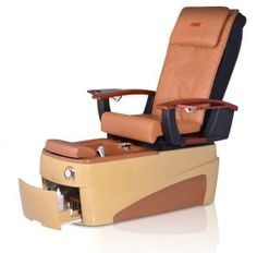 PSU NS 528 Pedicure Spa Chair  $1,835.00 Pedicure Spa Chair: Shiatsu massage system - rolling, tapping, kneading, multifunction Power seat - recline, forward,...