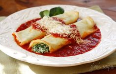 Homemade Spinach Manicotti Weight Watcher Recipes Servings: 8 • Serving Size: 2 manicotti • Old Points: 8 pts • Points+: 10 pts
