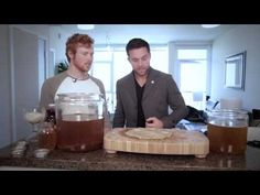 How To Make Kombucha- If you HAVN'T tried THIS you havn't LIVED! - Legend Of The Booch Master - YouTube