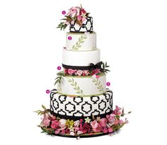 images of israeli wedding cakes   How to Shop for a Wedding Cake   Wedding Ideas   Brides.com : Brides