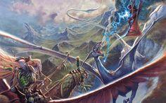 Sunshine Ross - Widescreen Wallpapers: battle backround - 2560x1600 px