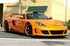 Porsche Carrera Gemballa Mirage GT
