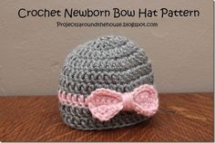 This post may contain affiliate links. We may earn money or products from the companies mentioned in this post at no cost to you. Thanks for helping to support our blog. I haven't shared a free pattern in a long time! I made some baby hats for my my friend's baby girl and shared them …