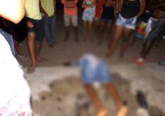 #LEIAMAIS  WWW.OBSERVADORINDEPENDENTE.COM RIACHÃO DO JACUÍPE: Pedreiro é morto com quatro tiros