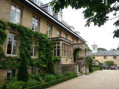 Lower Slaughter Manor in Cheltenham, Gloucestershire