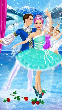 Ballerina Salon– Capture d'écran