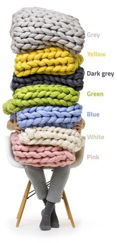Ohhio. Gorgeous chunky knits by Anna — Kickstarter