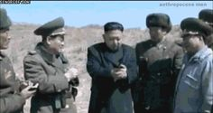 North Korea: Testing out pistol