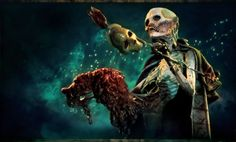 The Red Death Premium Format Figure now available at Sideshow Collectibles. Court of the Dead statue to rise, conquer and rule. Arte Horror, Horror Art, Fantasy Monster, Necromancer, Rose Art, Sideshow Collectibles, Detailed Image, Men Looks, Death