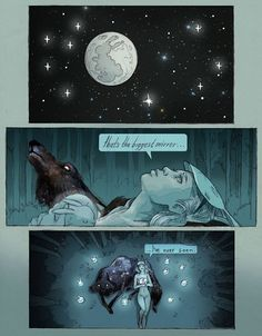 Discover Chiara Bautista mysterious and poetical world of illustration. This talentous mexican artist has created two unforgettable characters : the Bunny Girl and her love, the Star Wolf. Art And Illustration, Fantasy Kunst, Fantasy Art, Chiara Bautista, Bd Art, Inspiration Art, Totoro, Amazing Art, Comic Art