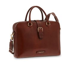 A minimal and elegant leather briefcase. Its compact design and essential shapes make it a perfect accessory for work and travel. Briefcases, Leather Briefcase, Work Travel, Zip, Business, Bags, Accessories, Handbags, Briefcase