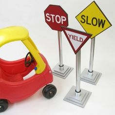 Elmer's Child Traffic Signs