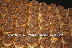 #Minicupcakes cioccolato #Chocolate minicupcakes